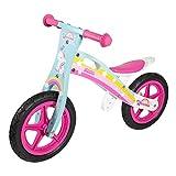 WOOMAX - Bici sin pedales en madera modelo Unicornio 12' (ColorBaby 85373)