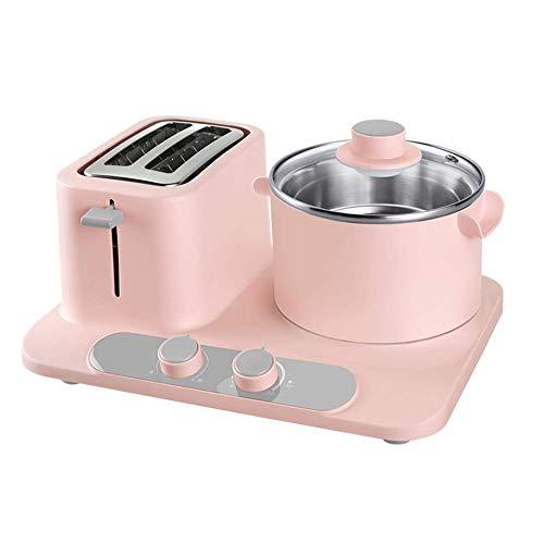 DXDCV Mini tragbare Grillmaschine Gourmet-Burger, Sandwiches, Hühnchen + andere zum Mitnehmen Frühstück, Mittagessen oder Snacks -