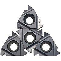 10 piezas 16 IR 8UN SMX35 hoja de inserción de carburo para maquinaria de acero inoxidable y acero, hierro fundido