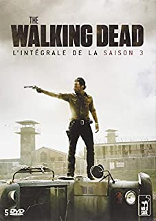 The Walking Dead - L'intégrale de la saison 3 (B00FQK0BPS) | Amazon price tracker / tracking, Amazon price history charts, Amazon price watches, Amazon price drop alerts