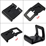 SWT Ajustable TV Clip Stand Holder Mount --- Great for PS3 Move Eye Camera