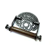Bowley & Jackson Traditional Waterloo vintage design victorian wall mounted toilet loo roll holder