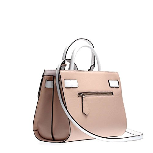 Guess MR621606 Borsa A Mano Donna NUDE MULTI