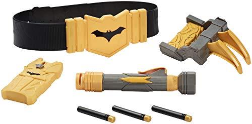 Mattel FVY32 - DC Batman Missions Batman Kampfausrüstung Set, Spielzeug ab 4 Jahren (Batgirl Kostüm Einfach)