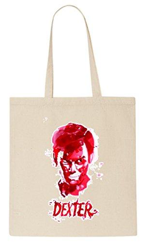 Dexter Morgan show t-shirt Tote Bag (Tote Dexter Bag)