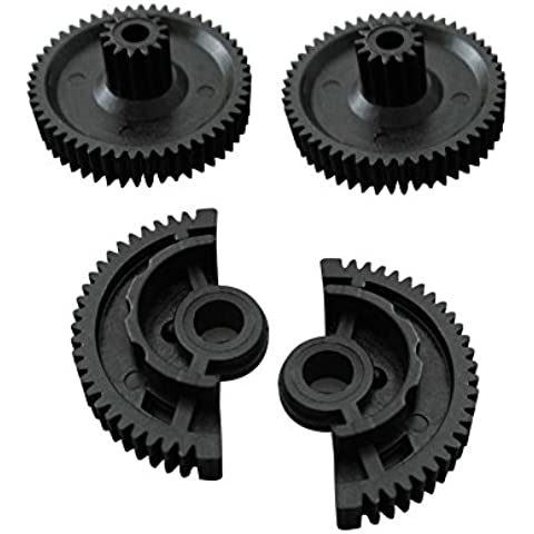 Bross bge382set 4pezzi acceleratore corpo Attuatore Gear Kit di riparazione per BMW 13627838085, 13627834494, 13627834494