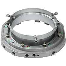 Creative Light 100828 - Softbox Adapter für Dynalight (Matt Silber)