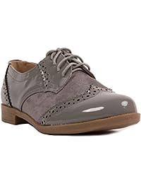 Amazon.fr   37 - Derbies   Chaussures femme   Chaussures et Sacs ecf4966e327d