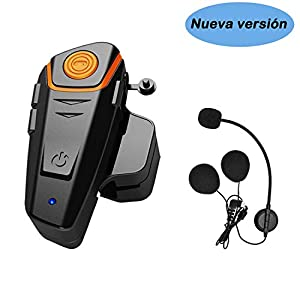 KOEITT BT S2 Intercomunicador Casco