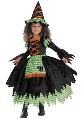 Kostüm Witch Storybook Für Erwachsene - Disguise Inc 18603 Story Book Witch Kleinkind Kost-m Gr--e Bis zu 4T