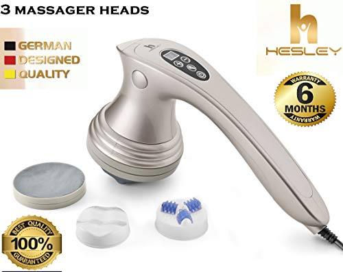 Hesley Electric Full Body Massager for Pain Relief of Back, Leg and...