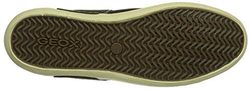 Geox U BOX Herren Hohe Sneakers Grün (MILITARY/OLIVEC3074)