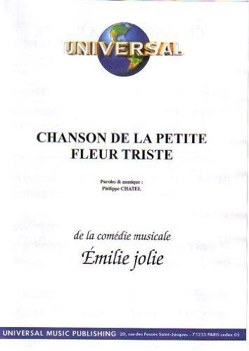 Telecharger Chanson De La Petite Fleur Triste Partition Pdf Epub
