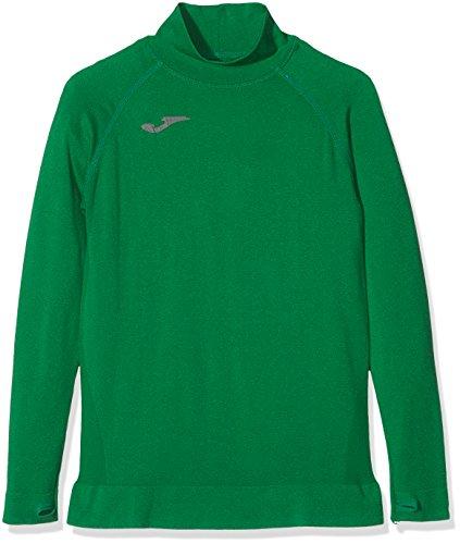 Joma Brama Classic - Camiseta térmica para niños, color verde, talla 4-6 años