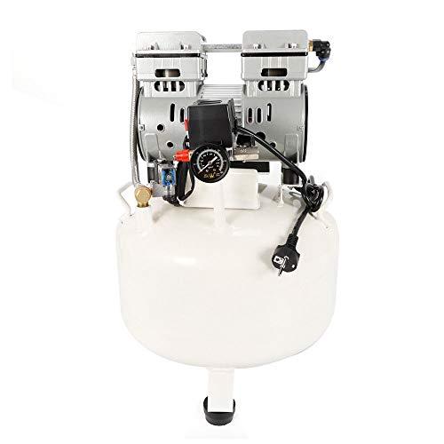 Compresor aire, 35 l, caldera 35 dB, compresor aire