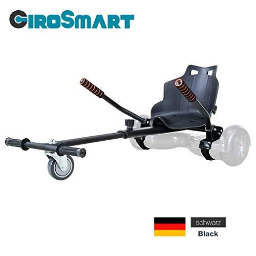 GiroSmart HoverKart Go Kart Sitzscooter Erweiterung für 6, 5-10 Zoll Self Balance Scooter EINWEG (NEWA4)