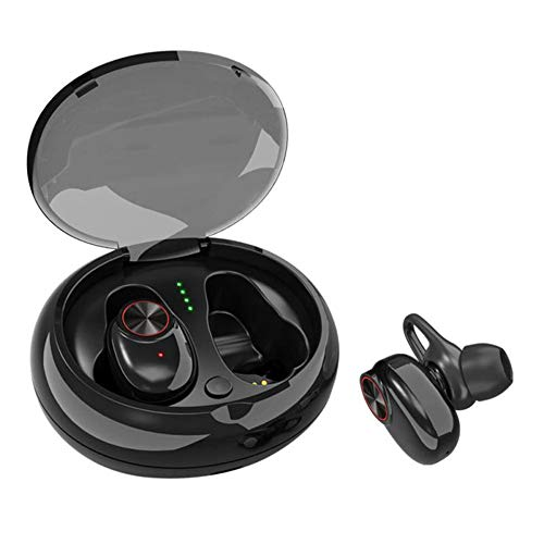 ARDUTE TWS-V5 Cordless Earphone Wireless Headphone with Charging Box Single Wire Earpiece