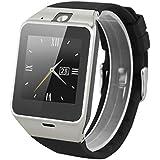 """Generic Aplus Gv18Bluetooth inteligente reloj teléfono reloj de pulsera de 1,55""""GSM NFC Cámara Tarjeta SIM reloj inteligente para iPhone 6Samsung Android teléfono"""