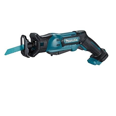 Makita JR103DZ Tool-Less Blade Change Reciprocating Saw - Blue (2-Piece)