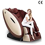 SAMSARA Professional Massage And Relax Chair, 3D Surround Sound - Air Massagers - Zero Gravity - Heat Massage In The Back,A