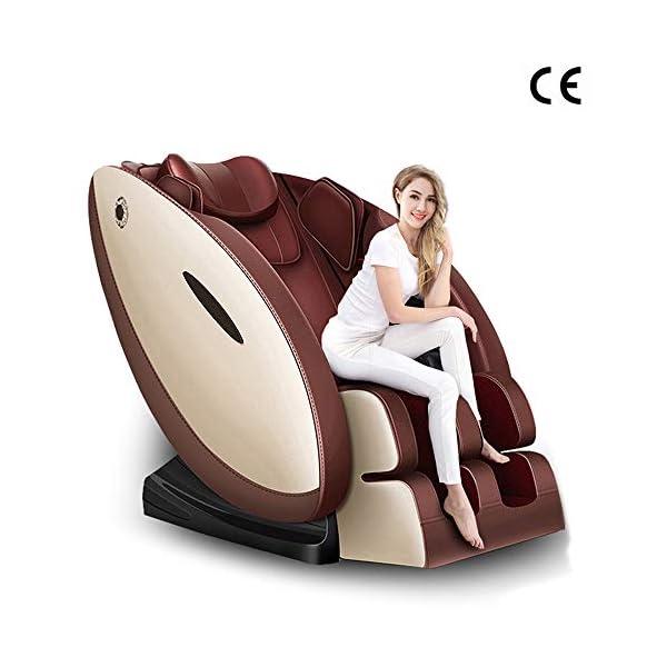 Rdjm Massagesessel Mit Wrmefunktion Massagestuhl Rckenmassage Beinmassage Arm Massage Und Musiktherapiea