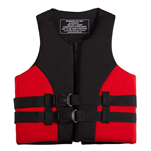 Lixada Gilet de Pêche Sports Nautiques Kayak Navigation de dérive Hommes Femmes