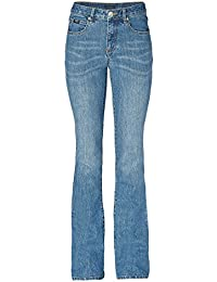 APART Femmes Jeans Bootcut (coupe droite)
