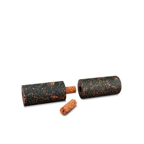 Blackroll Orange (Das Original) – DIE Selbstmassagerolle – ZUBEHÖR-SET inkl. Übungsbooklet - 6