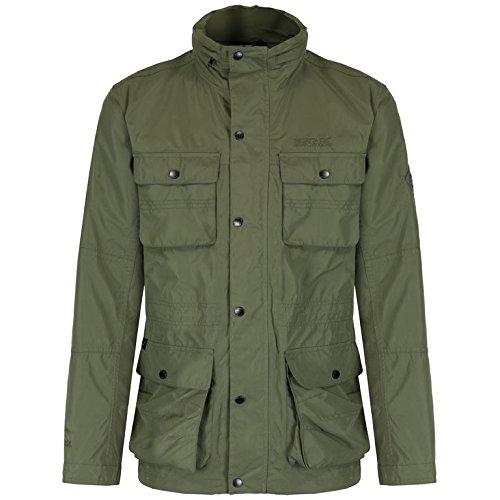 Regatta Men's Elwin Waterproof Jacket: Amazon.co.uk: Sports & Outdoors
