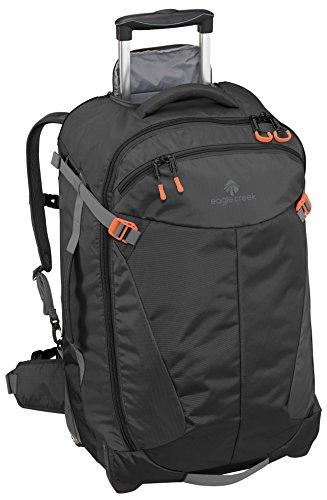 Eagle Creek Backpacker Rucksack Actify Wheeled Backpack 26 mit Rollen und verstellbarem Griffsystem , night sky, EC020576155 black