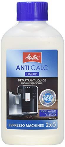 Melitta Flüssig-Entkalker für Vollautomaten, (8 x250 ml)packung