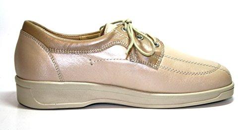 Ganter KARIN Vario Protect 1–205740scarpe scarpe da donna, Weite K Beige (Creme/Sand)