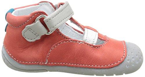 Babybotte Zefir, Chaussures Bébé Rouge (Rouge 390)