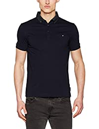 French Connection Summer Cntrst, Camisa para Hombre