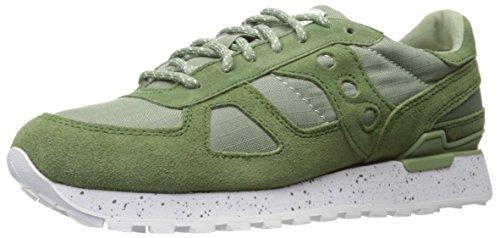 Saucony Shadow Original Ripstop, Sneaker Uomo Verde (Vert)