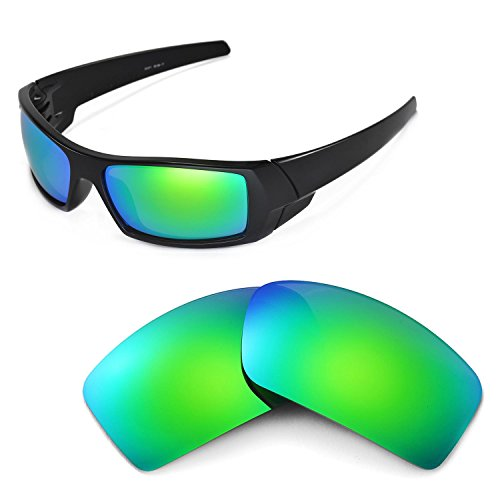 walleva-replacement-lenses-for-oakley-gascan-sunglasses-multiple-options-emerald-mirror-coated-polar