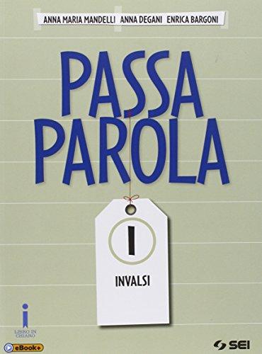 Passaparola. Prove INVALSI. Con e-book. Con espansione online. Per la Scuola media