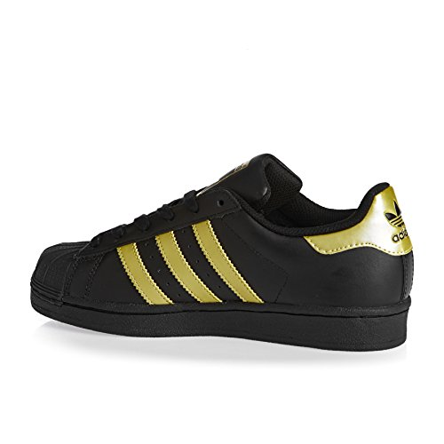 adidas Superstar Foundation J W chaussures Noir