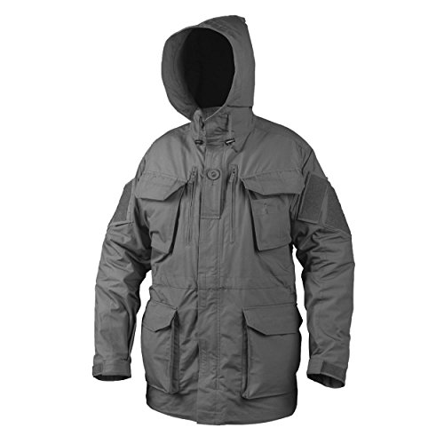 Helikon-Tex PCS Parka - Polycotton Ripstop - Shadow Grey Shadow Smock