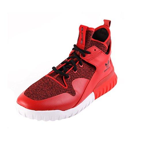 adidas Tubular X Red Red Black