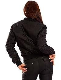 Suchergebnis auf Amazon.de für  bomberjacke - Damen  Bekleidung 6f11964b6e