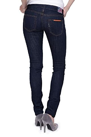 True Religion Jean Skinny PHANTOM ALEXA SKINNY, Couleur: Bleu foncé, Taille: 23