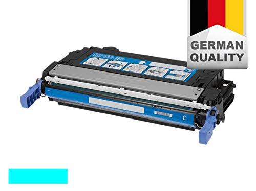 Toner für HP Color Laserjet CP4005 - Cyan (ersetzt HP CB401A, 642A) -