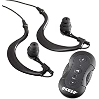 Exeze Rider Waterproof MP3 Player 4GB - Black