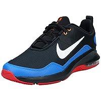 Nike Air Max Alpha Trainer 2 Men's Fitness & Cross Training, Black (Black/Pale Ivory-Soar-Total Orange), 44 EU