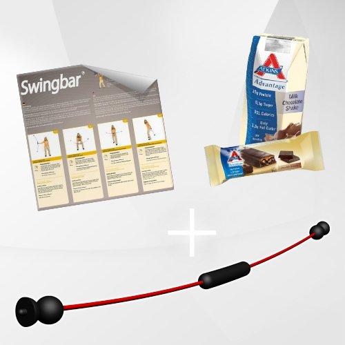 Erdbeer Weight Watchers (Swing Stick mit 2 Schwierigkeitsstufen, Made in Germany inkl. DVD