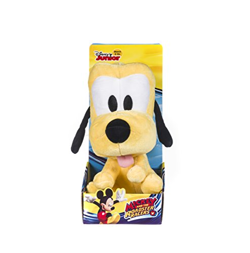 Disney 23595Pluto 25,4cm Weich Spielzeug Mickey Mouse Clubhouse (Teddy Mickey Maus)