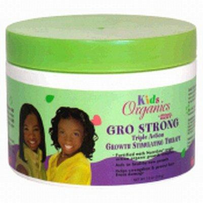 Kids Organics Traitement pour stimuler la croissance capillaire Gro Strong 222 ml