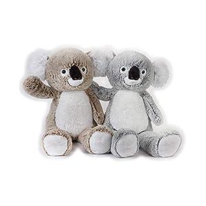 Venturelli Koki Koala 8004332209478 - Peluches de Animales del Bosque, Bosque y Sabana, Multicolor