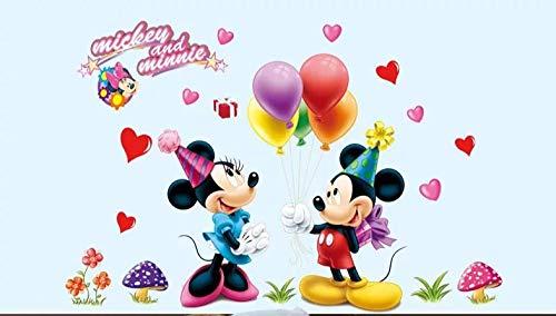 0a93fe9220de Pegatinas Minnie Pegatinas Mickey Kibi Pegatinas Infantiles Pared Minnie  Pegatinas Decorativas Pared mickey Mouse Stickers Pared